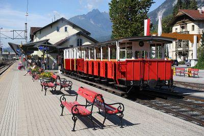 Die Achenseebahn