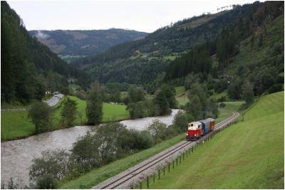 Die Taurachbahn