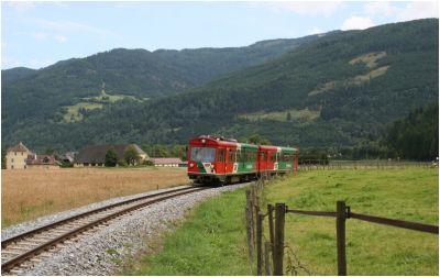 Die Murtalbahn