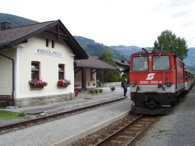 Die Pinzgaubahn